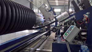 Krah Profile Spiral Pipe machine